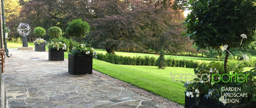 Teresa Potter Garden & Landscape Design - Large Gardens