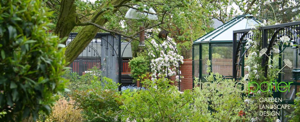 Teresa Potter Garden & Landscape Design - Medium Sized Gardens