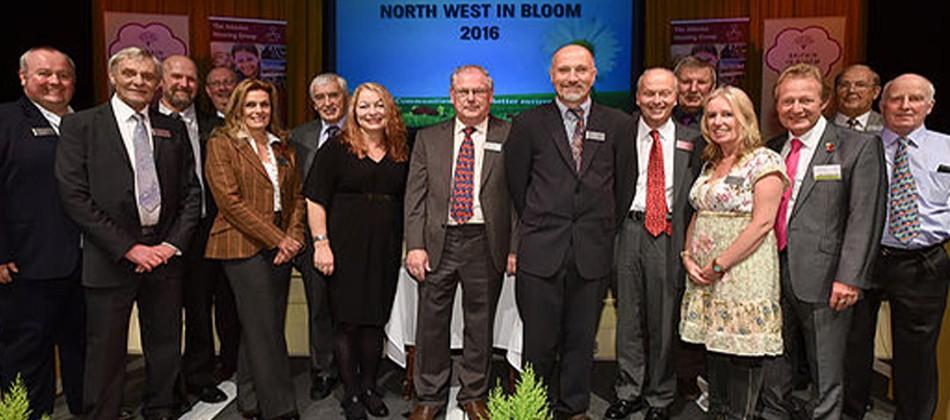 RHS Britain In Bloom Judging